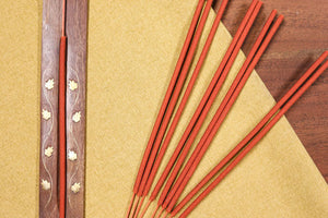 Incense Sticks (Pack of 10) Rhubarb & Ginger