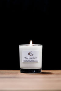 Candle 30cl - Wild Cranberry