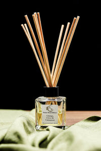 Reed Diffuser 100ml - Orange, Clove & Cinnamon