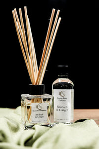 Reed Diffuser 100ml - Rhubarb & Ginger
