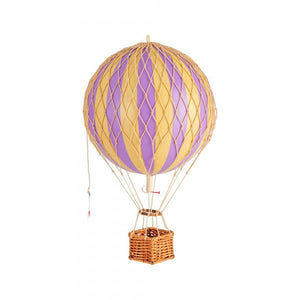 Balloon - Travels Light, Lavender