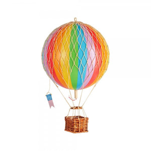Balloon - Travels Light, Rainbow