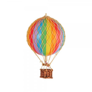 Balloon - Floating The Skies, Rainbow