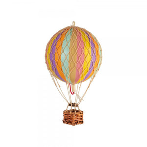 Balloon - Floating The Skies, Pastel Rainbow