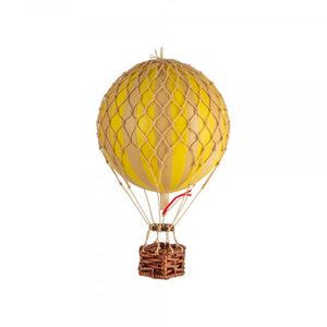 Balloon - Floating The Skies, True Yellow