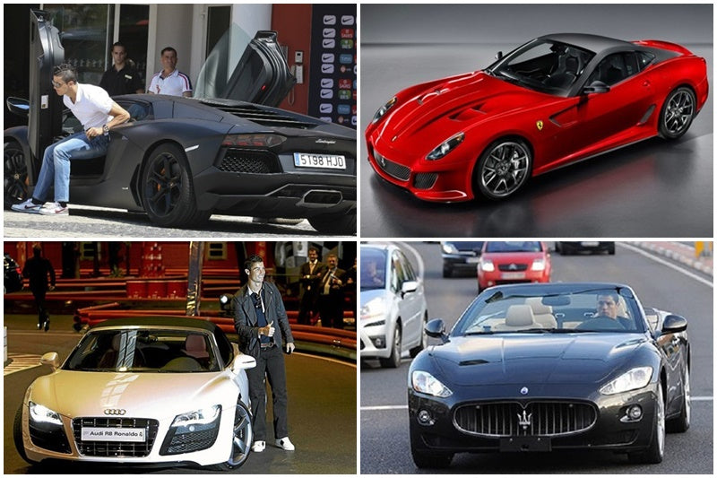 How much do Premier League players fork out for their car insurance?