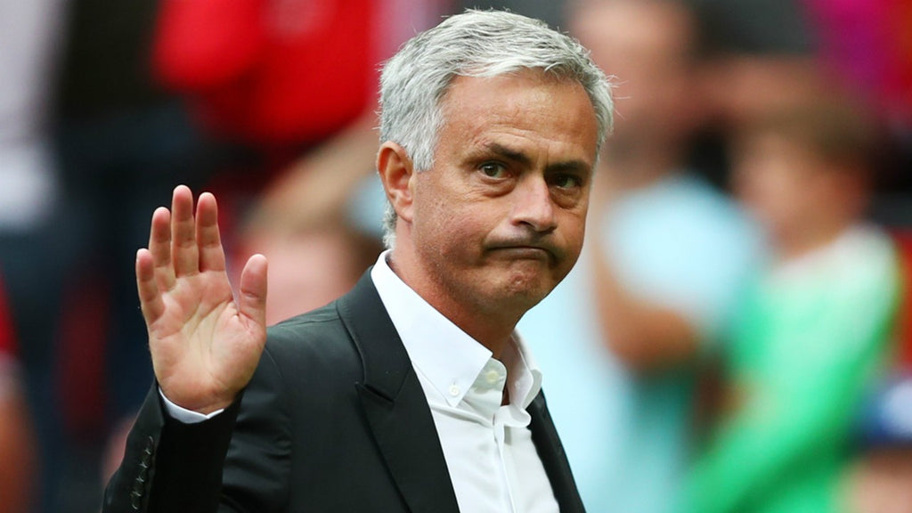 Jose Mourinho - Master Strategist/Petulant Child. 5 recent observations.