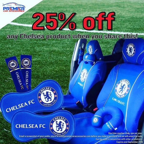 Official Chelsea FC discount