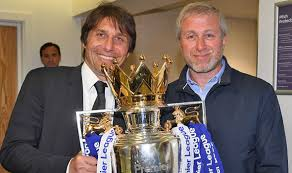 Conte and Abramovich not getting on