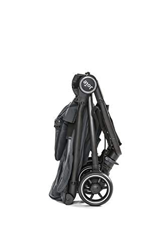 Joie Pact Flex LFC Pushchair/Stroller, Black Liverbird