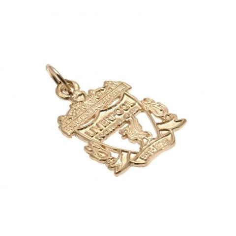 Liverpool F.C. 9ct Gold Pendant