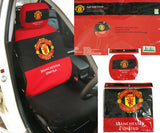 Man United car seat cover