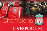 Official Liverpool shop car accessories