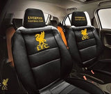Liverpool Superior LE Covers (black) Plus Steering Wheel Cover