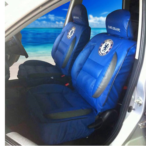 Chelsea FC luxury car seat
