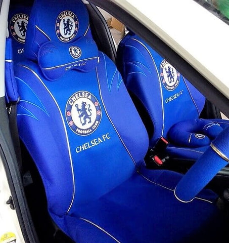 Chelsea car seat cover set