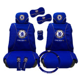 Chelsea FC Full Car Accessory Set