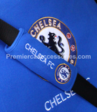 Chelsea FC seat belt covers