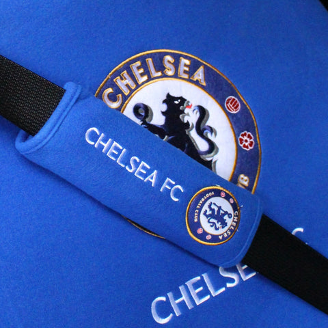 Chelsea seat belt covers