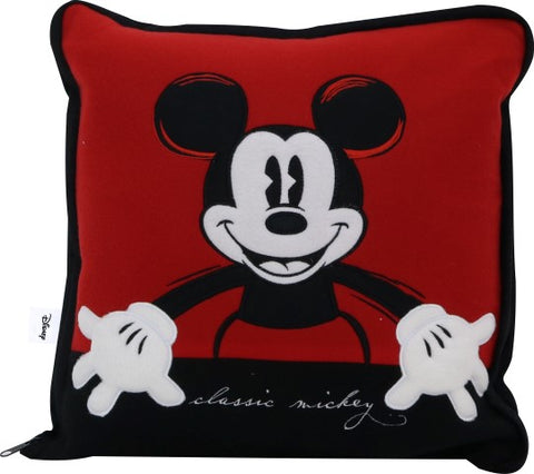 Mickey Mouse office pillow