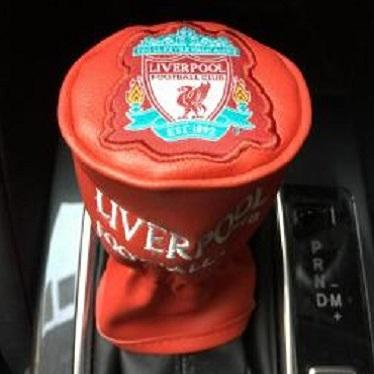 Liverpool Anfield store car interior gear cover