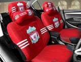 Liverpool Football Club car seat cover set