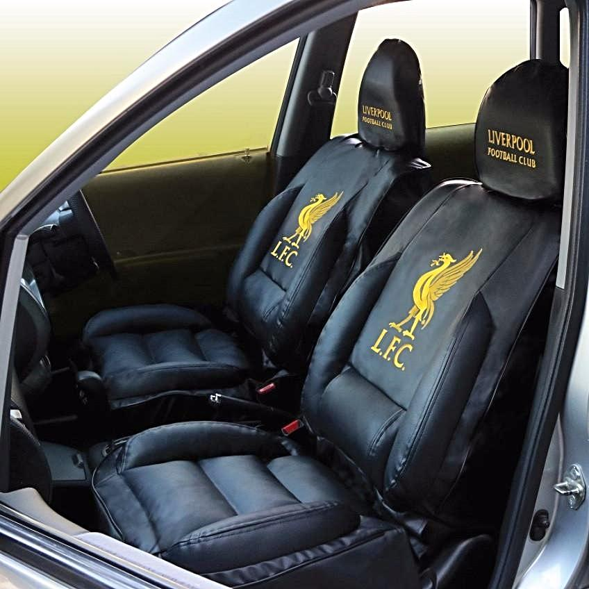 Wondrous Liverpool Le Car Seat Covers Black Pair Pabps2019 Chair Design Images Pabps2019Com