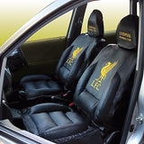 Liverpool FC leather car seats