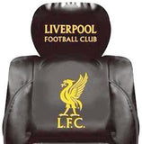 Liverpool LE Car Seat Covers (Black) (pair)