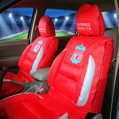 Liverpool FC car seat cover set (Limited Edition)
