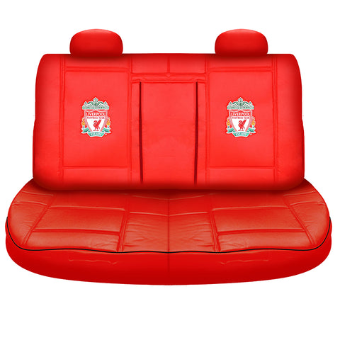 Liverpool rear car seat cover premium