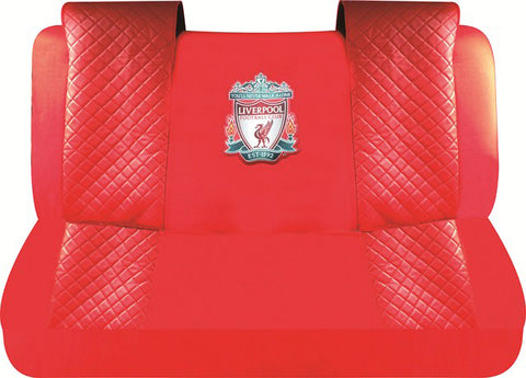 Liverpool FC rear seat cover