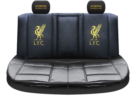 Liverpool car seat cover rear black