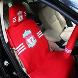 Liverpool full car seat cover