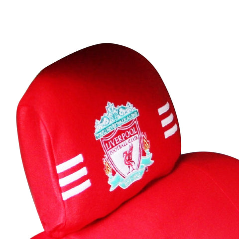 Liverpool FC car seat headrest cover