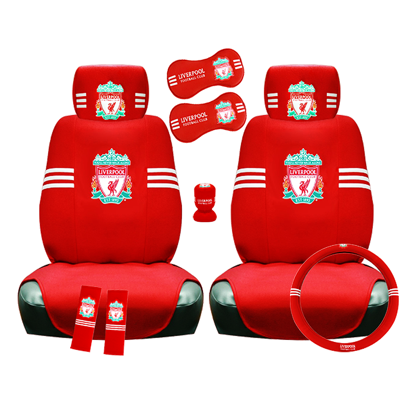 Liverpool Fc Car And Home Accessories Premier Car Accessories