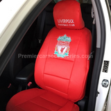 Liverpool PVC car seat cover