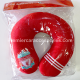 Liverpool FC travel cushion