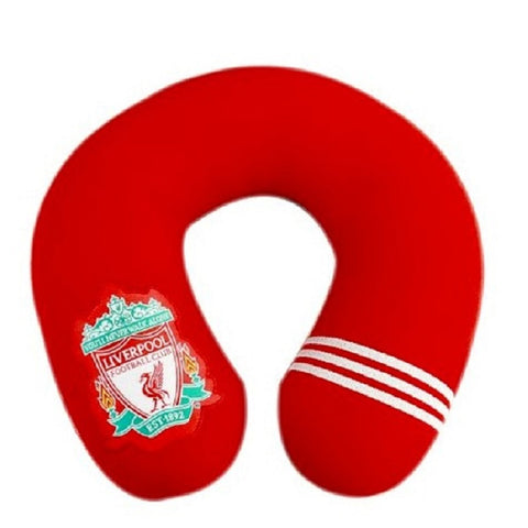 Liverpool FC travel pillow