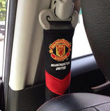 Manchester United seat belt