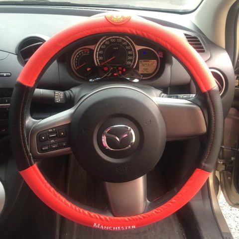 Manchester United Premium LE Steering Wheel Cover