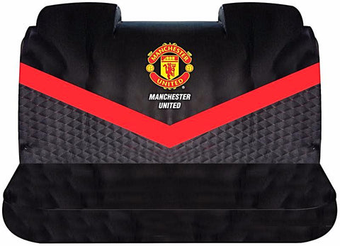 Manchester United rear car seat cover
