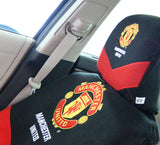 Man United seat cover black