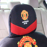 Manchester United Black Devils Car Seat Head Rest Cover