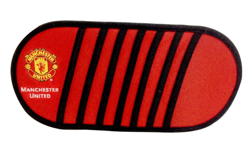 Manchester United car sun visor