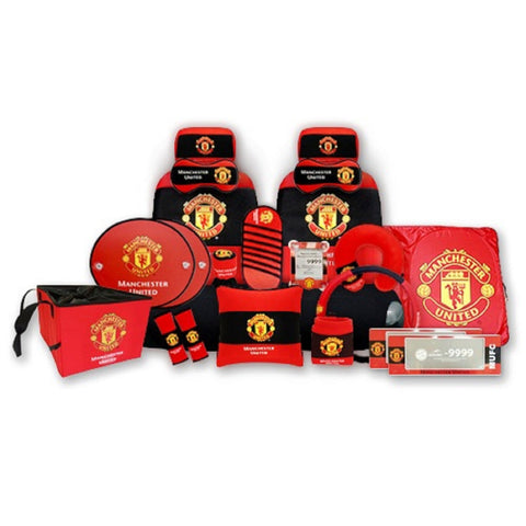Manchester United car product set