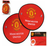Manchester United car side window sunshades