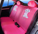 Disney Aristocats back car seat PVC