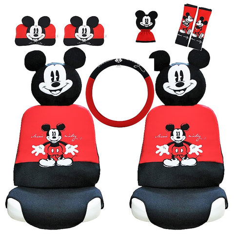 Disney Mickey Mouse auto set