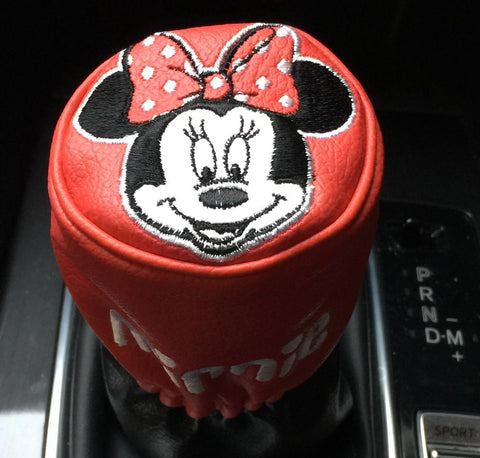 Disney Minnie Mouse gear shift auto